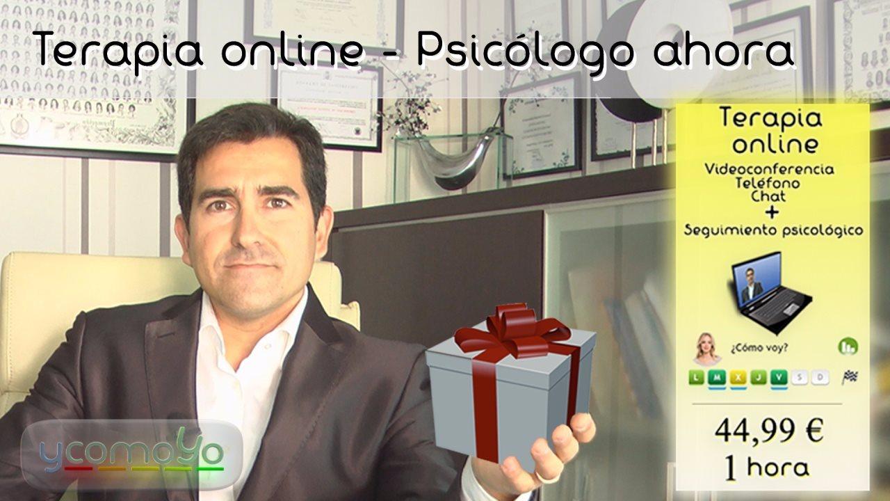 Psicólogo online urgente