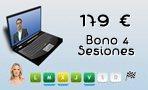 Pago Bono 4 Sesiones
